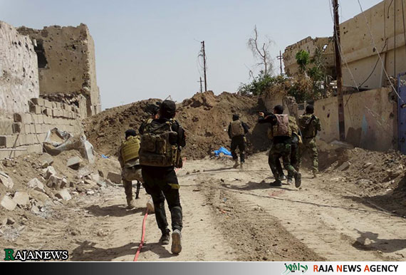 متن تشکر از مهمان نوازی عکس: داعش در مرزهای رمادی | پایگاه اطلاع رسانی رجا