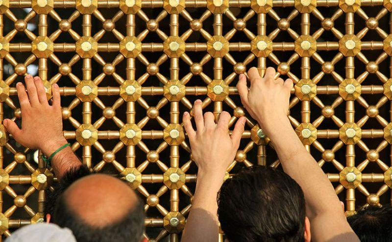 پنجره فولاد امام رضا (ع)