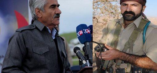 جزئیات و تصاویر جدید از درگیری سپاه با تروریستها در مهاباد