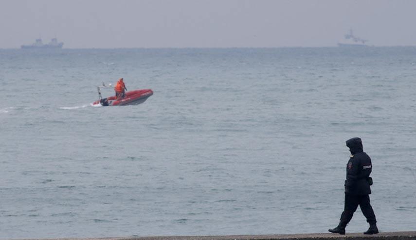 کشف لاشه هواپیمای روسیه در دریای سیاه پیدا شدن جعبه سیاه هواپیمای روسیه در دریای سیاه   پایگاه ...