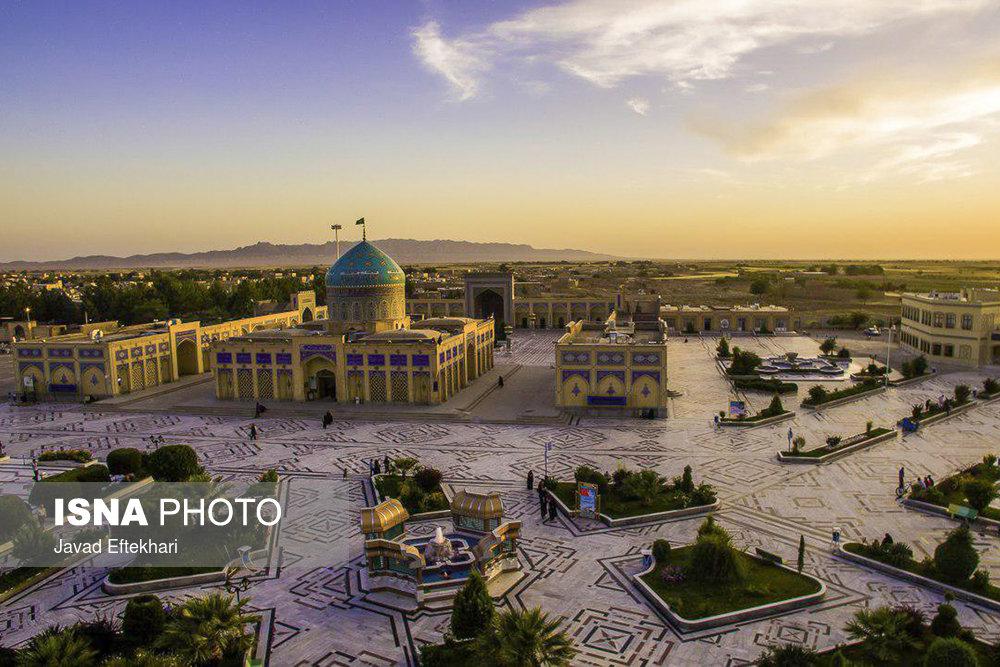 هتل حمزه مشهد بناهای تاریخی خراسان رضوی | پایگاه اطلاع رسانی رجا
