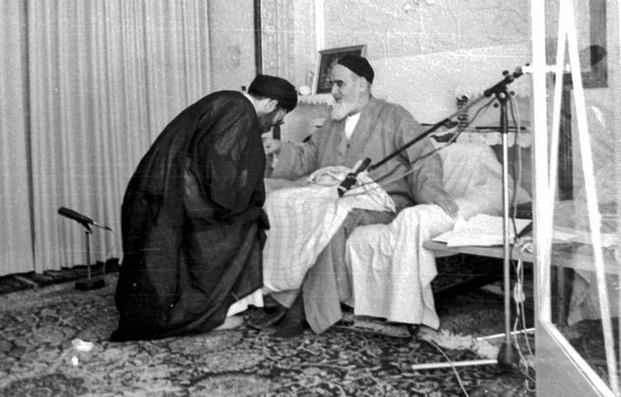 آیا آیت الله خامنهای در سال 64 مقابل حکم امام ایستاد و قهر کرد؟+«کلیپ مقاله»