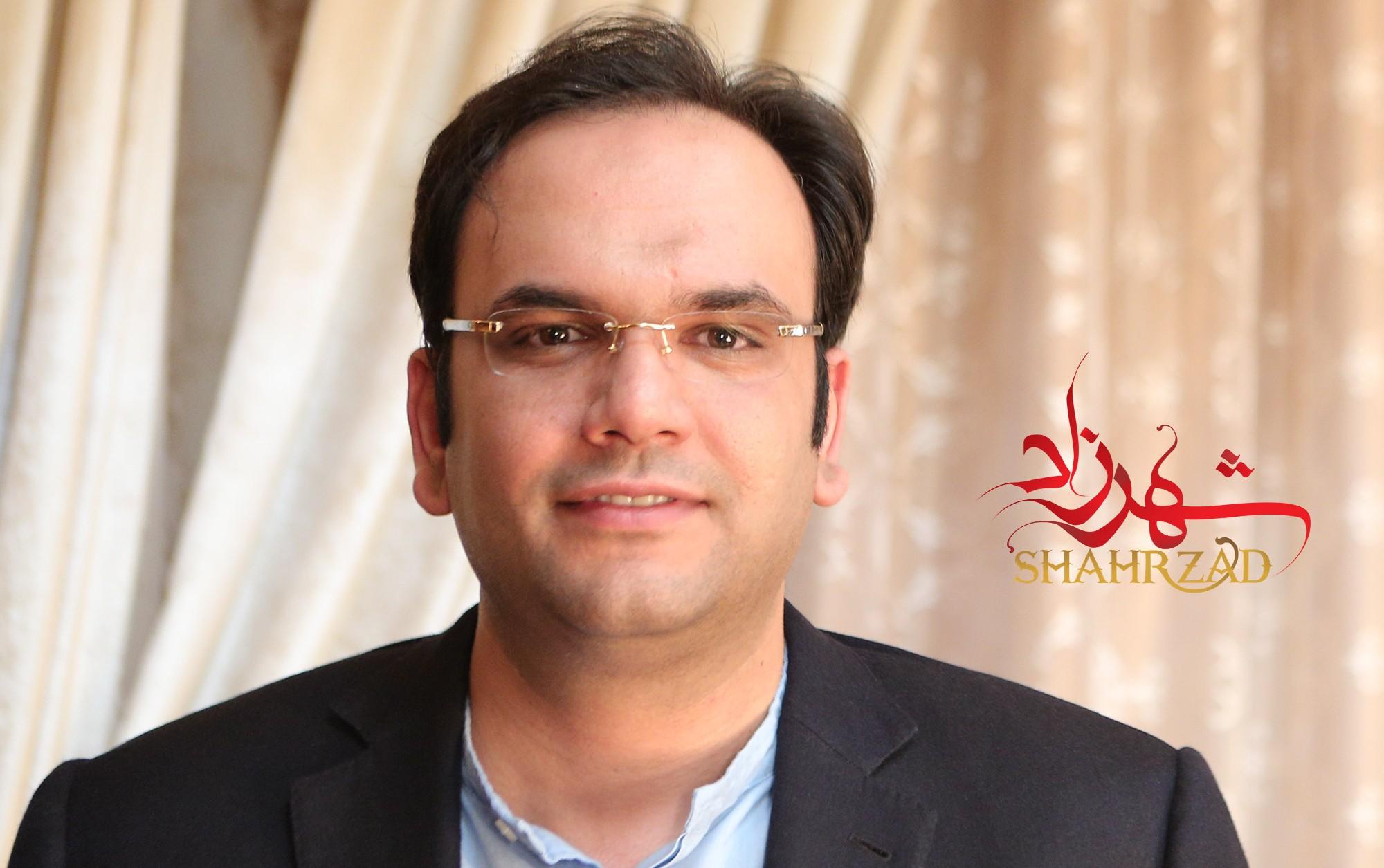 نتیجه تصویری برای فرار محمد امامی تهیه کننده سریال شهرزاد