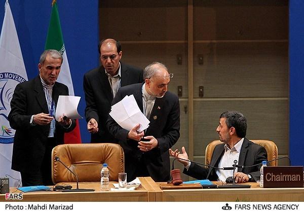 Risultati immagini per مذاکرات مخفیانه ایران در عمان احمدی نژاد