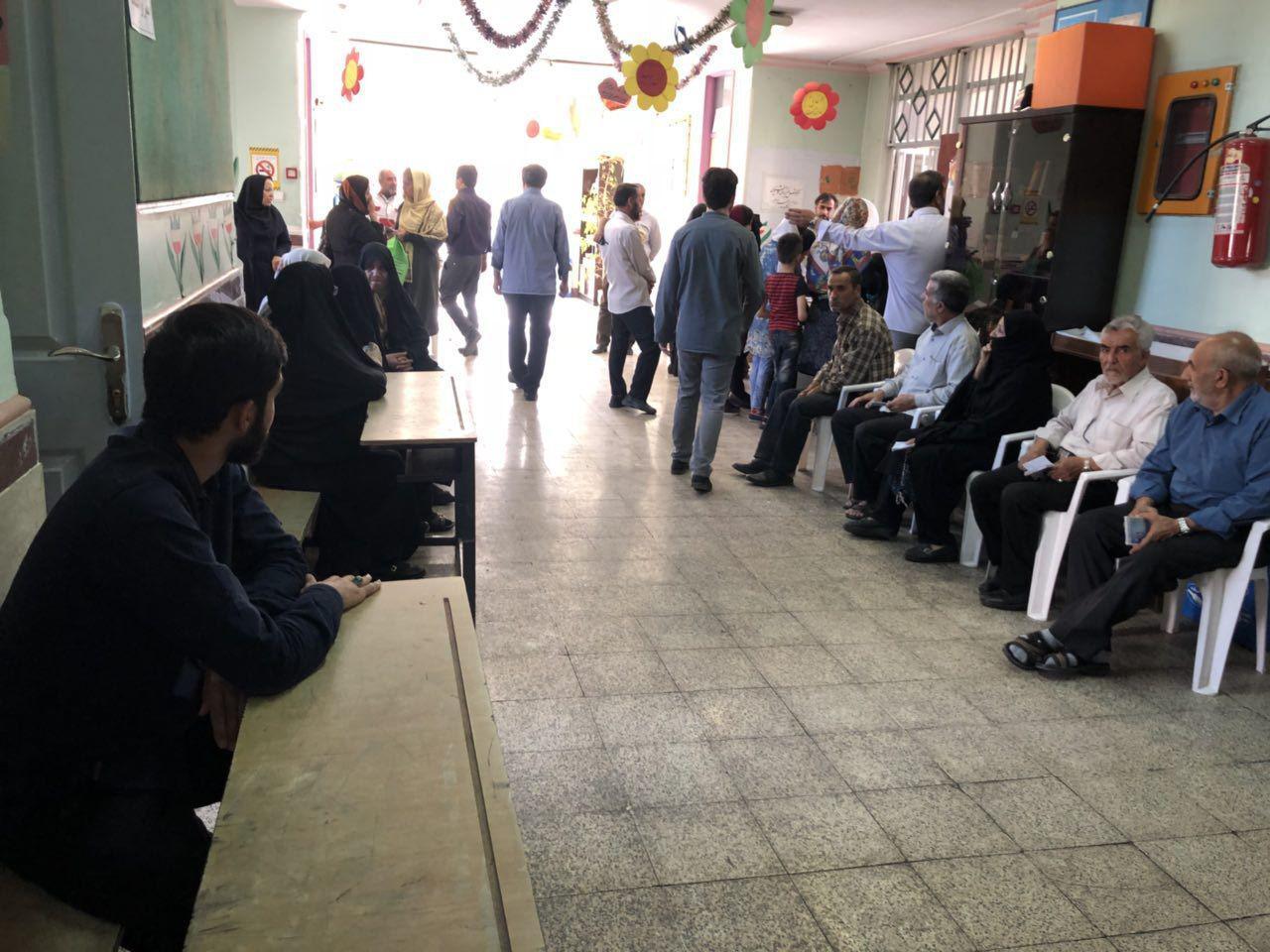 ویزیت رایگان؛ آتش به اختیاری جوانان بسیجی جنوب تهران