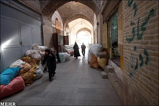 لحاف دوزی سنتی عکس: دوخت لحاف و تشک سنتی در کرمان | پایگاه اطلاع رسانی رجا