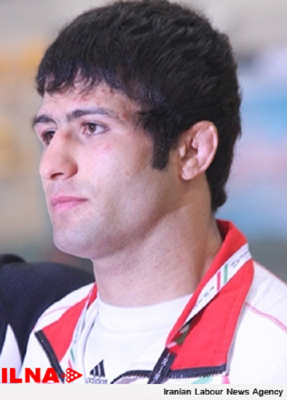 همسر حسن رحیمی نتایج کشتی آزاد ایران خانواده حسن رحیمی بیوگرافی حسن رحیمی ایرانیان در المپیک 2016 اخبار کشتی Hassan Rahimi