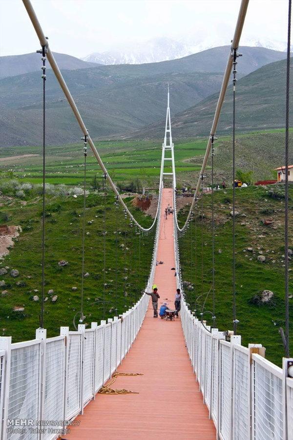 رتفع ترین پل خاورمیانه