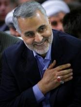 او فرماندهای بود که چتر گسترده امنیتی را بر سر منطقه پر تنش خاورمیانه قرار داد و توانست از طریق گسترش مناسبات کشورهای محور مقاومت، کمکهای بزرگی به معیشت مردم ایران کند.