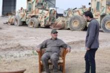 وقتی داعش وارد عراق میشود، نوری المالکی نخست وزیر عراق با ابومهدی تماس میگیرد و میگوید به سران ایرانی زنگ بزنید و از آنها طلب امداد کنید چون اگر آنها به کمک ما نیایند بغداد سقوط میکند.