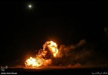 جانشین قرارگاه حمزه سیدالشهدا(ع) سپاه گفت: چهار مقرّ گروهکهای ضد انقلاب در پاسخ به تحرکات این گروهها در جدار مرزی کشورمان با شمال عراق با گلولههای هوشمند مورد اصابت قرار گرفته و منهدم شد.