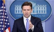 سخنگوی کاخ سفید میگوید که اگر ایرانیان پس از بیش از یک سال مذاکره نتوانند بر سر پرونده هستهای خود با 1+5 به توافق برسند، آمریکا و شرکایس میز مذاکرات را ترک خواهند کرد.