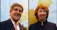سرویس اطلاعات خارجی آلمان موسوم به BND، مکالمات تلفنی 'کاترین اشتون' هماهنگ کننده سابق سیاست خارجی اتحادیه اروپا و 'جان کری' وزیر خارجه آمریکا را شنود کرده است.