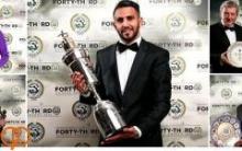 هافبک الجزایری لسترسیتی به عنوان بهترین بازیکن فصل جاری لیگ برتر انگلیس انتخاب شد.