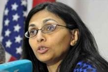 معاون آسیای جنوبی وزیر خارجه آمریکا گفت: توافقنامه سه جانبه چابهار بر خلاف تحریمهای بین المللی وضع شده علیه ایران است.