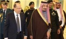 رئیس جمهوری لبنان در سفر به عربستان از روابط کشورش با ایران دفاع کرد و گفت که ایران در چارچوب سیاست دفاع از مقاومت، از حزبالله حمایت میکند.