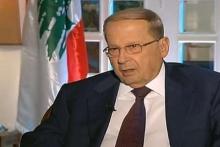 رییس جمهوری لبنان شهادت آتش نشانان را تسلیت گفت