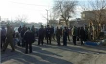 محور سوادکوه با اعتراض کارگران بخش خصوصی البرز مرکزی به مدت 50 دقیقه مسدود شد.