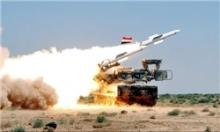 فرماندهی کل ارتش سوریه در بیانیهای اعلام کرد پدافند هوایی این کشور در حمله بامداد امروز جنگندههای رژیم صهیونیستی به خاک سوریه یک فروند از آنها را سرنگون و یک فروند دیگر را هدف قرارداده است.