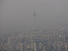 مرکز پایش آلودگی هوا، شاخص آلودگی هوای پایتخت را ۱۱۲ و در وضعیت ناسالم برای گروه های حساس اعلام کرد.