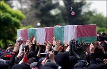 مراسم تشییع و خاکسپاری پیکر مطهر جانباز شیمیایی حاج غلام صادقی مقدم امروز در گرگان برگزار شد.