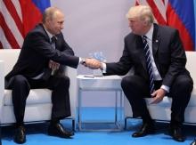 رئیس جمهوری روسیه از رایزنی تلفنی خود با همتای آمریکائیاش پیش از دیدار با رئیس تشکیلات خودگردان فلسطین خبر داد.