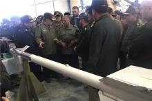 جدیدترین پروژه موشکی هوانیروز سپاه پاسداران انقلاب اسلامی با نام «آذرخش» رونمایی شد.