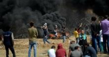 سخنگوی وزارت خارجه روسیه از کشتار اخیر فلسطینیان در نوار غزه ابراز نگرانی کرد و از طرفین خواست با خویشتنداری مانع افزایش تنش شوند.
