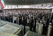 مسئول دفتررئیس ستاد اقامه نماز جمعه تهران درباره برگزاری نماز جمعه این هفته و چگونگی برگزاری نماز عید فطر توضیحاتی را ارائه کرد.