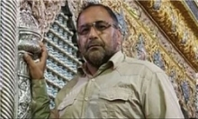 یکی از فرماندهان ایرانی حاضر در نبرد با تروریستهای داعش در سوریه به شهادت رسید.