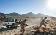 قرارگاه قدس نیروی زمینی سپاه در اطلاعیهای از درگیری رزمندگان این قرارگاه با یک تیم تروریستی از گروهک های تکفیری ، شامگاه گذشته (4 تیرماه) در منطقه میرجاوه خبر داد.