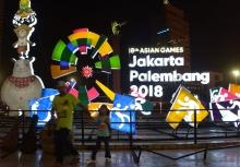 بازیهای آسیایی ۲۰۱۸ در حالی بهمدت ۲۱ روز در کشور اندونزی برگزار میشود که هندبال و سهگانه اولین و آخرین رشتههایی هستند که برگزار میشوند.