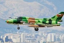 ۱۰ فروند جنگنده بمب افکن سوخو ۲۲ که به همت متخصصان داخلی بهینهسازی شده و ارتقا یافته بود، عملیاتی شد.