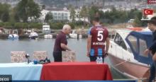 شماره پیراهن مدافع 22 ساله سابق استقلال در ترکیه مشخص شد.