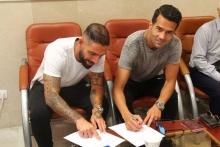 بازیکنان ملی پوش تراکتورسازی تبریز قرارداد خود را با این باشگاه ثبت کردند.