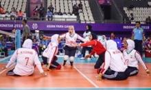 تیم ملی والیبال نشسته بانوان ایران در دیدار فینال بازی های پاراآسیایی با قبول شکست برابر چین نایب قهرمان شد.