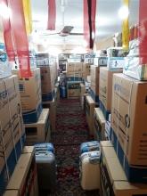 مسئول تشکل بانوان آستان قدس رضوی با بیان اینکه 14 جهیزیه به نوعروسان شهرستان قرچک اهدا شده است گفت: ارزش هر جهیزیه 15 میلیون تومان است.