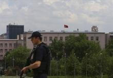 دو تن از اعضای یک گروه تروریستی کمونیستی٬ برای ورود به مجلس ملس ترکیه دست به گروگانگیری زدند.
