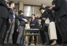نخست وزیر ژاپن به حادثه دو نفتکش در دریای عمان واکنش خاصی نشان داد.