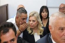 دادگاهی در بیت المقدس امروز یکشنبه همسر نخست وزیر رژیم صهیونیستی را به اتهام سوءاستفاده از منابع حکومتی، به پرداخت جریمه محکوم کرد.