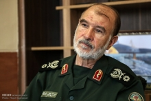 سردار اسدی گفت: نیروهای زمینی سوریه به مدت چهار سال بدون حضور روسها پشتیبانی زمینی و هوایی شدند. حضور آنها به پشتیبانی هوایی کمک کرد و قدرت پشتیبانی را افزایش داد.