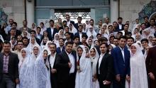 مهدی غلامی مقدم، دبیر ستاد ازدواج دانشجویی کشور با اعلام این خبر گفت: از این تعداد زوج دانشجو، 63درصد در مقطع کارشناسی،  22 درصد مقطع کارشناسی ارشد و 9 درصد در مقطع دکترا هستند.