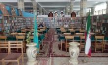 کتابخانۀ عمومی و تخصصی مسجد مقدس جمکران واقع در شبستان امام حسن عسکری(علیه السلام) آمادۀ میزبانی از دانش آموزان، دانشجویان، طلاب و اساتید حوزه و دانشگاه است.