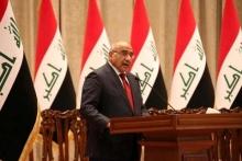 نخستوزیر دولت پیشبرد امور عراق با درخواست از پارلمان این کشور برای برگزاری نشست فوری در پی شهادت سردار قاسم سلیمانی، اقدام تروریستی آمریکا را محکوم کرد.