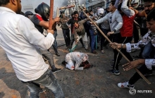 ابعاد جنایت وحشیانه هندوها علیه مسلمان در هند آنچنان گسترده است که رسانههای مختلف جهان را نیز به واکنش واداشت.