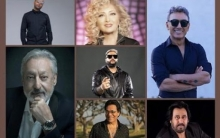 امید دانا فعال رسانهای اپوزیسیون تصاویری از صندلیهای خالی در کنسرت عربستان خوانندههای لسآنجلسی را منتشر کرد.