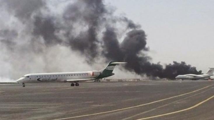 سرتیپ «یحیی سریع» سخنگوی نیروهای مسلح یمن از عملیات موفق مجدد یگان پهپادی این کشور در فرودگاه «أبها» در جنوب عربستان سعودی خبر داد.