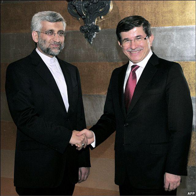 این سفر و مذاکرات صورت گرفته در آن، به حدی برای مقامات ترکیه حائز اهمیت بود که طی آن یک مقام مسئول از ایران در یک ملاقات و به شکل همزمان، با سه مقام عالیرتبه ترکیه دیدار میکنند.
