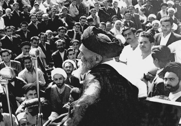 پس از نهضت تنباکو و همچنین نهضت مشروطه که البته آنطور که باید به ثمر ننشست و با شکست مواجه شد، مردم ایران این بار در اواخر دهه ۱۳۲۰ و برای ملی کردن صنعت نفت کشور، تحت هدایت روحانیت، قیام کرده و موفق به ملی کردن نفت شدند.