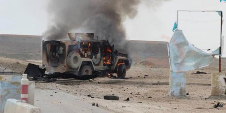 رسانههای عراقی از هدف قرار گرفتن دومین کاروان لجستیکی آمریکا طی 24 ساعت گذشته خبر دادند.
